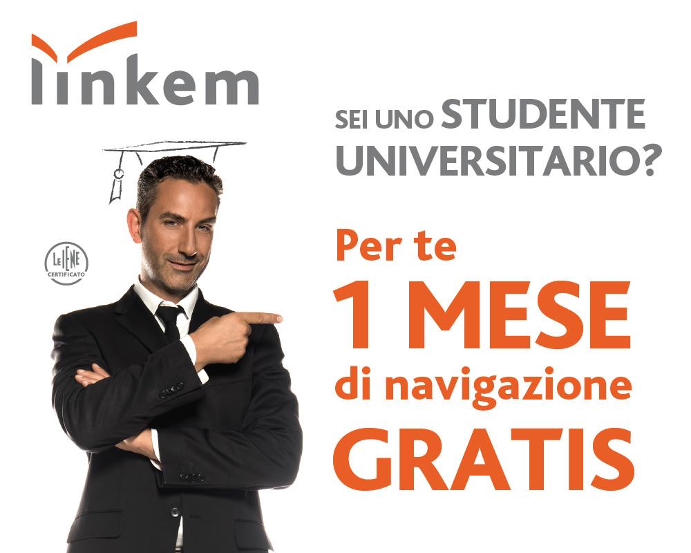 LINKEM - PROMO STUDENTI - LINKEM - Centro Elettronico Corbetta